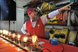 Livermore Light Bulb One Million Hours Of Light U2013 East Bay Times