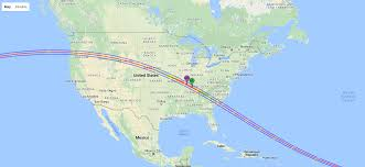 Caltech Campus Map Transit Friendly Places To Watch The Solar Eclipse On Aug 21