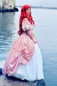 25 mermaid cosplay ideas ariel dress