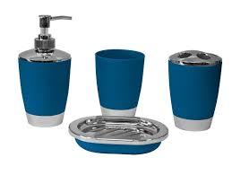 navy blue white bathroom accessories bathroom accessories