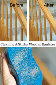 Banister International Sticky Wooden Bannisters