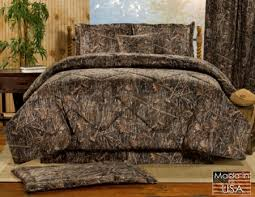 Comforter Sets Made In Usa Usab2c Victor Mills Comforter Set Made In Usa Conceal Brown