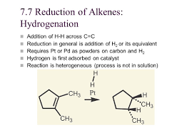 7 alkenes reactions and synthesis based on mcmurry u0027s organic
