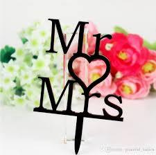 mr u0026 mrs wedding cake topper uk wholesale wedding decorations