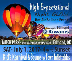 Seeking Balloon Sponsors Sought For Glow Air Balloon Event Kid S