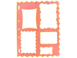 free baby border templates clip art library
