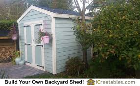 Backyard Sheds Designs by Metric Shed Plans Metric Dimension Backyard Shed Designs