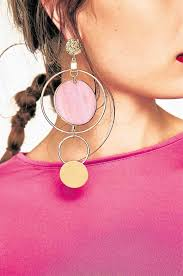 big ear rings 22 world s most creative and unique earrings for women