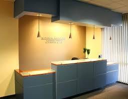 Custom Desk Design Ideas Reception Area W Custom Desk Signage Law Firm Interior Design