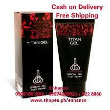 titan gel 2 tubes cash on delivery nationwide natural herbal