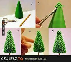Mini Christmas Tree Crafts - pin on christmas winter pinterest