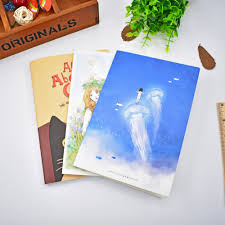 printing and writing paper online get cheap printing writing paper pad aliexpress com free shipping cute cartoon cat deer notebook journal kawaii girl star diary book writing pads for