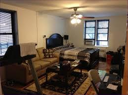 living room contemporary studio apartment design small studio