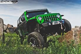 matte green jeep 2009 jeep wrangler in chrome green phenomenalvinyl
