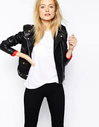 leather bike jackets for sale 8 affordable biker leather jackets from asos good good gorgeous