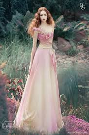 Pink Wedding Dresses With Sleeves Alena Goretskaya Wedding Dresses 2013 Wedding Inspirasi Page 2