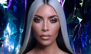 reality show star kim kardashian goes to promote new line of