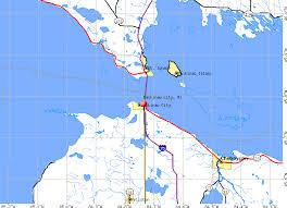 map of mackinac island mackinaw city michigan mi 49701 profile population maps