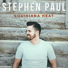 stephen paul represents home state with u0027louisiana heat u0027 ep the