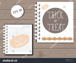 halloween background template halloween background template brochure magazinemodern spiral stock