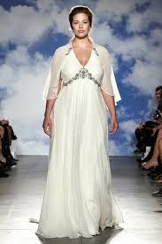 25 airy and romantic empire waist wedding dresses weddingomania