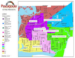 Ms Map Citywide Maps Pascagoula Ms