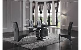 Chaise Design Noir Et Blanc by Chaise Chaise Scandinave Formidable Chaise Blanche En Bois