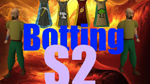 osrs botting to max stats s2 ep5 youtube