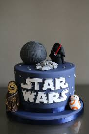 starwars cakes wars cake afternoon crumbs