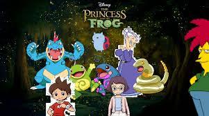 princess frog jinneko12 jinneko12 deviantart