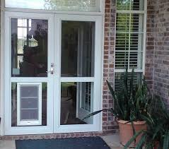 Patio Door With Pet Door Built In Magnificent Doors For Doors With Custom Made Maxseal