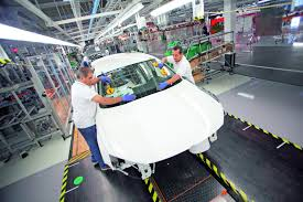 volkswagen mexico plant vw begins series production of 2012 beetle in mexico