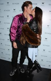 Dua Lipa Singer Dua Lipa Splits With Boyfriend Paul Klein And Is Already