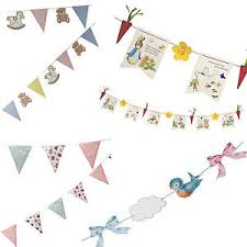 baby shower 1st birthday party decorations bunting u0026 banners