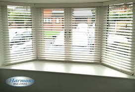 Wood Venetian Blinds Ikea Window Blinds White Wooden Window Blinds In A Bay For Windows
