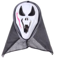 funny halloween decoration latex scary ghost mask buy funny