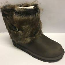 womens ugg boots ellee ugg ellee chocolate brown genuine boots size 5 ebay