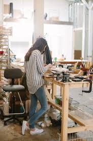 Art Studio Desk by 295 Best Art Studio Inspiration Images On Pinterest Art Studios