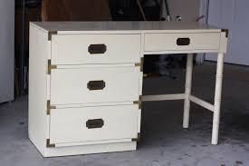 that winsome vintage campaign desk reveal