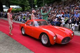 maserati a6gcs maserati a6 gcs 53 berlinetta 1953 1954 styled by pininfarina