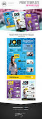 40 best psd jobs career flyer images on pinterest font logo