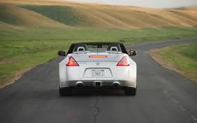 nissan 370z used 2010 2010 nissan 370z roadster supercars net
