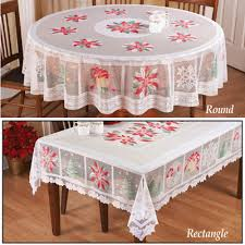 tidings lace tablecloths from collections etc