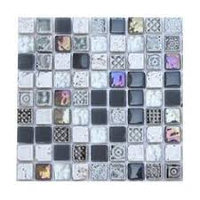 glass tile black friday home depot ad wall tile glass mosaic rona bathroom reno ideas pinterest