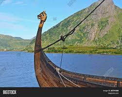 viking ship with dragon head stock photo u0026 stock images bigstock