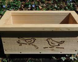 small planter box etsy