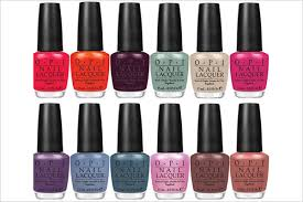 opi and essie fresh spring nail colors we love beauty
