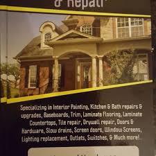 cornerstone home improvement and repair handyman santa maria
