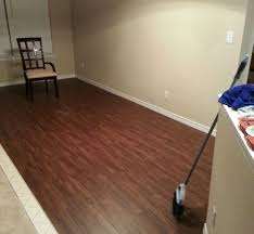Laminate Flooring For Basement Customer Reviews Coretec Plus 5