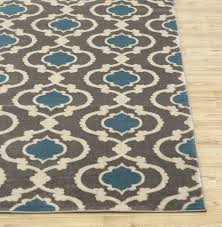 Blue Area Rugs Andover Mills Gray Blue Area Rug Reviews Wayfair